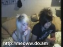 stickam  emo very young girls captured 609