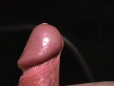 close up cumshot
