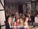 Extreme cfnm drunk girls jerk and suck off three male strippers xvid